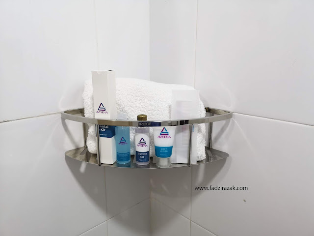 Toiletries Avisena Specialist Hospital
