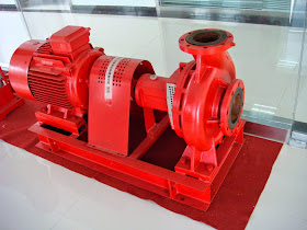 Fire Fighting System: End Suction Fire Pumps