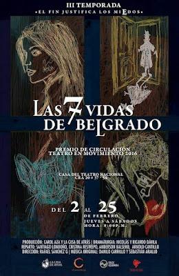7 VIDAS DE BELGRADO