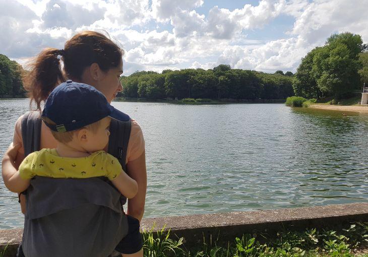 blog avis sur le porte bébé neobulle