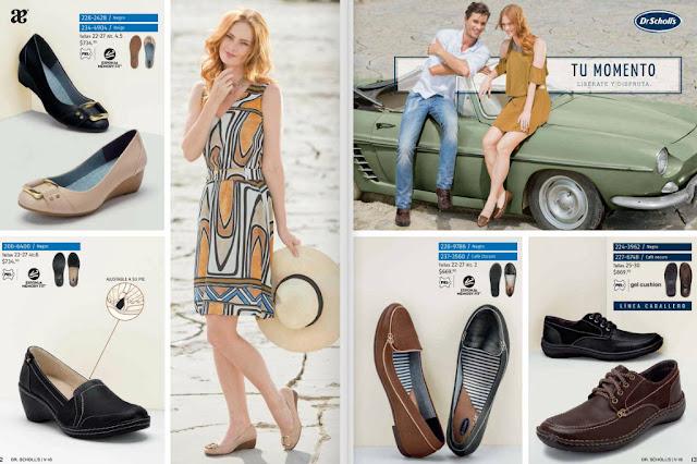 Catalogo dr scholl de Andrea zapato  de verano 2016