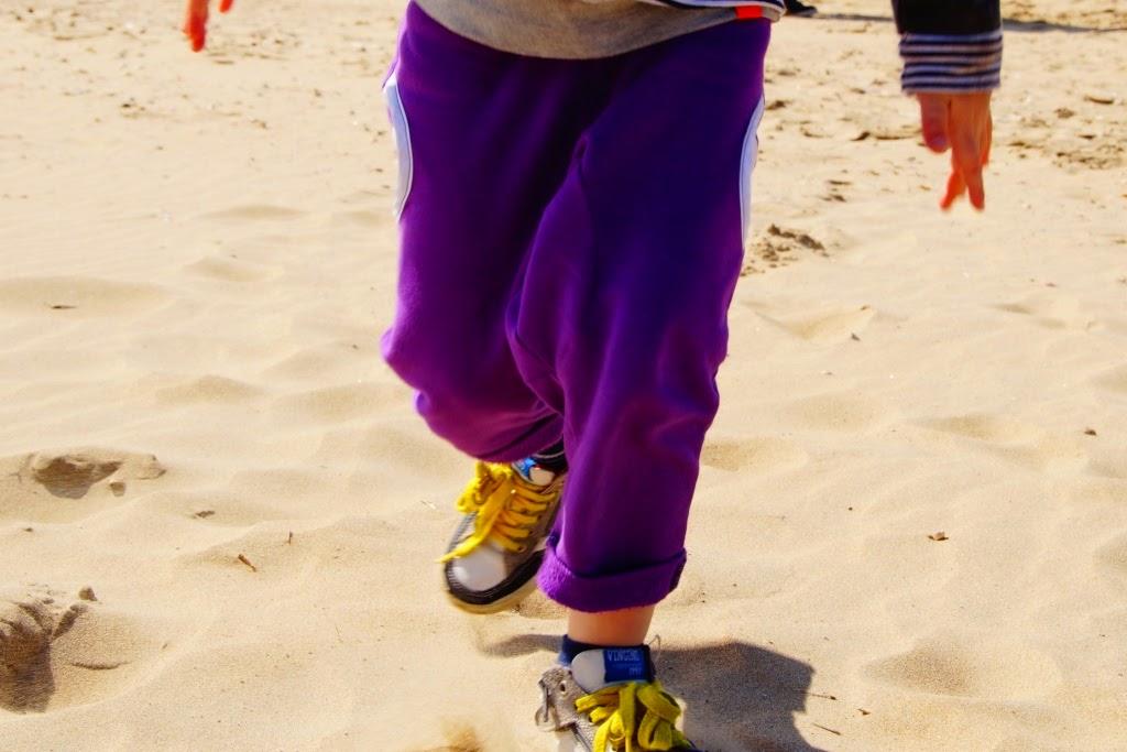 Ottobre rocking sweatpants, sewn by huisje boompje boefjes
