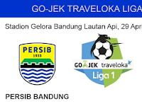 Prediksi Persib vs Sriwijaya FC Liga 1 2017