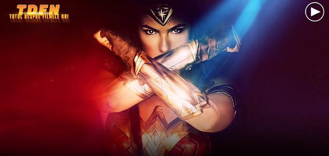 Trailer fantastic pentru filmul dedicat super eroinei Wonder Woman.
