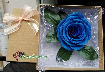 hoa giấy handemade làm quà tặng