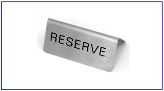 pmp reserve