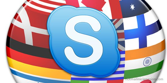 tiempo real para llamadas con Skype