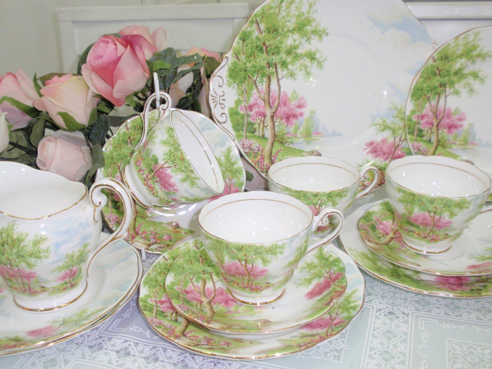 English Tea Sets For Adults 79