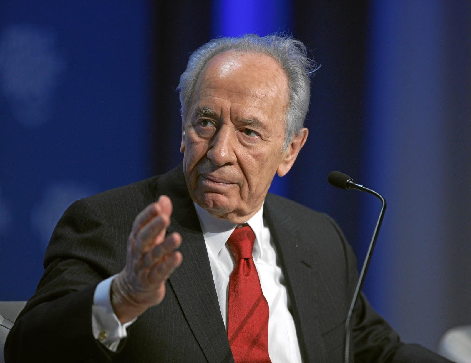 Cuộc nói chuyện cuối cùng giữa Shimon Peres và tổng thống Nga Putin