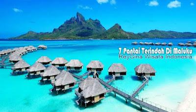 Pantai Terindah Di Maluku