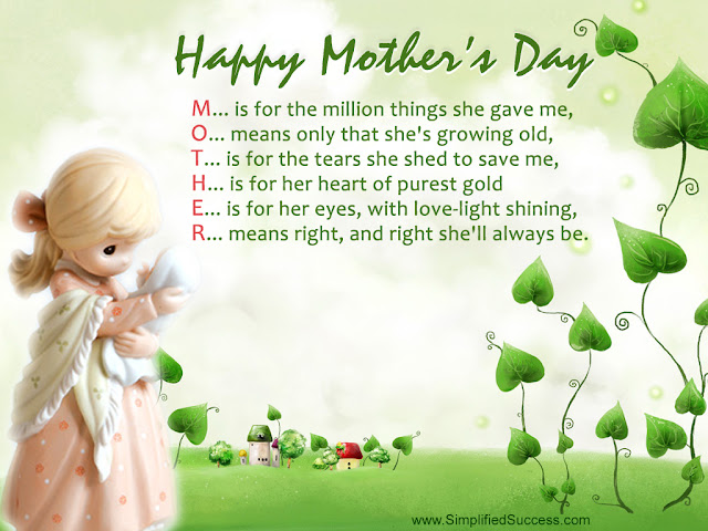 {**BEST**} Mothers Day Status For Facebook - Happy Mothers Day Quotes