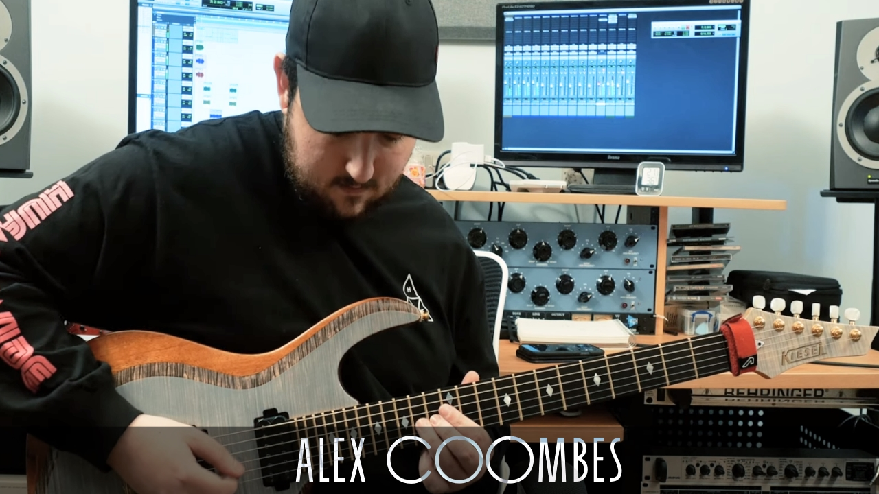 Alex Coombes: Two Notes Torpedo Studio Demo - Mesa Boogie Impulse