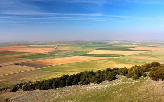 Tierra de Campos. Castilla