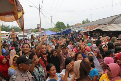 Wagub Bachtiar: Sinergi Pemprov-Pemkab Tubaba Membuat Harga OP Beras Medium Rp6500/kg