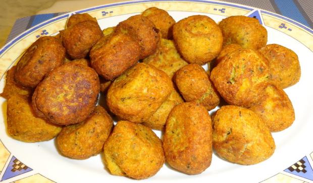 Red Lentil Cakes