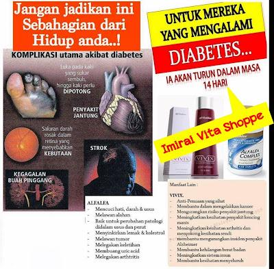 Vivix-Diabetes