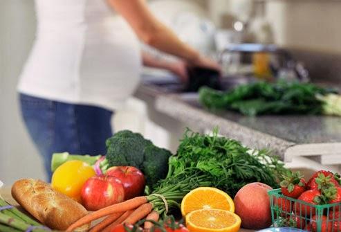 3 Makanan Sehat Untuk Ibu Hamil
