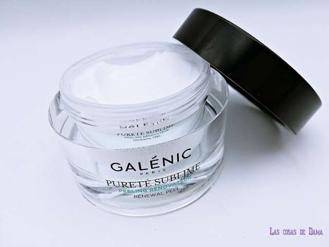 Exfoliante Galènic piel perfecta skincare beauty makeup perfection