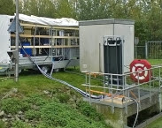 Removal of pharmaceuticals from WWTP effluent. Bron foto: http://www.dutchwatersector.com