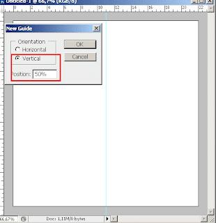 Fungsi dan Cara Menggunakan Rule dan Guide di Photoshop