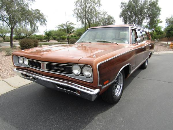 1969 dodge coronet wagon for sale buy american muscle car. Black Bedroom Furniture Sets. Home Design Ideas