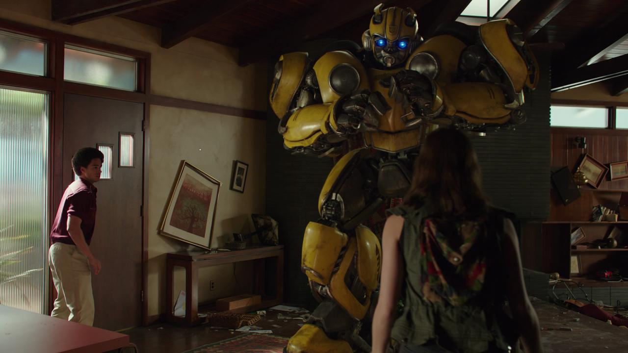 Bumblebee (2018) 4K UHD 2160p Latino-Ingles