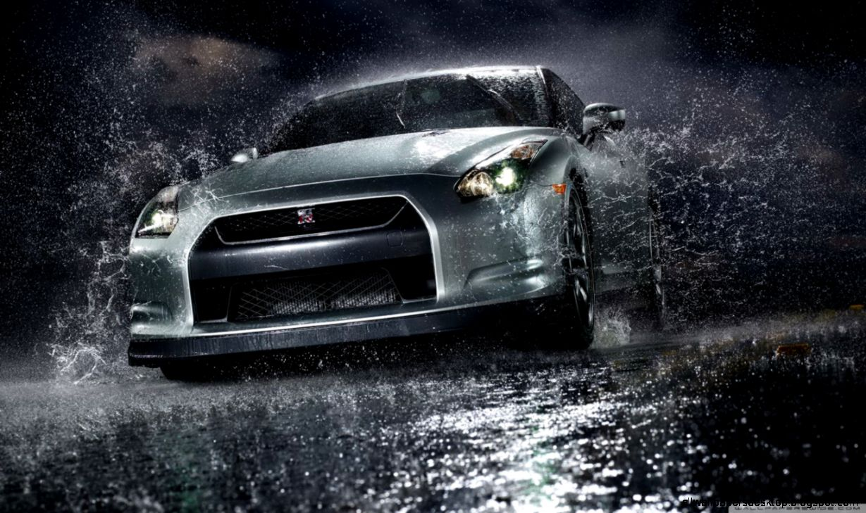 Nissan Gtr Hd Wallpaper All Wallpapers Desktop