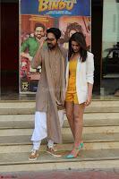 Parineeti Chopra with Ayushmann Khurrana at the Launch of Trailer of Meri Pyaari Bindu 059.JPG