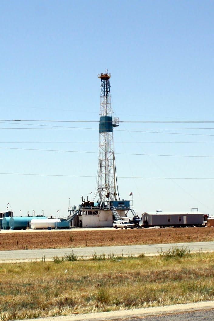 big dog drilling