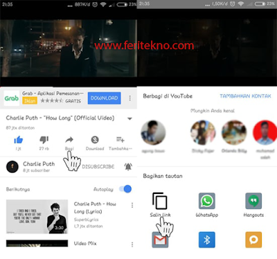 Cara Download Lagu dari Youtube di HP Android 4 Tutorial Download Lagu dari Youtube di HP Android Tanpa Aplikasi Tambahan