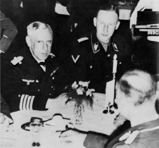 23 July 1940 worldwartwo.filminspector.com Admiral Canaris Reinhard Heydrich