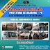 Prefeitura de Araruna realiza leilão de veículos, máquinas e sucatas
