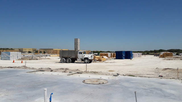 Artistry At Viera Luxury Apartments - Construction Zone