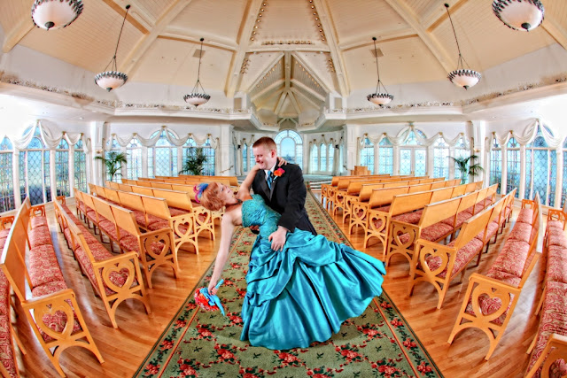 Walt Disney World Wedding - Wedding Pavilion
