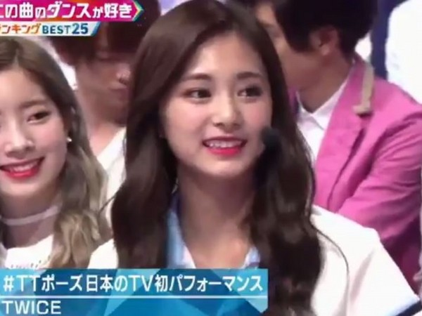 《Music Station》Momo領隊受訪 子瑜突被問3秒愣住了