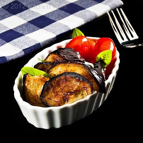 Roast Eggplant