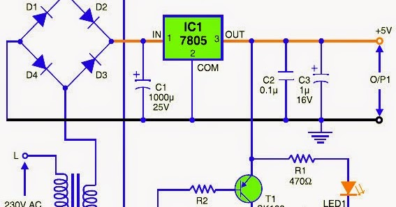 Basic Phototransistor Detector Measuringandtestcircuit Circuit