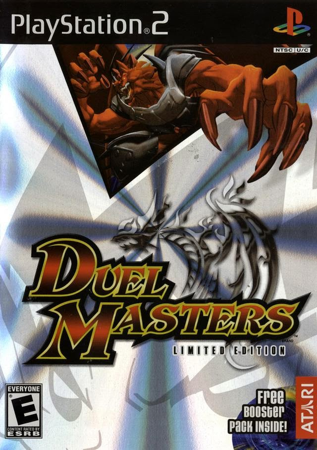 duel master ps2