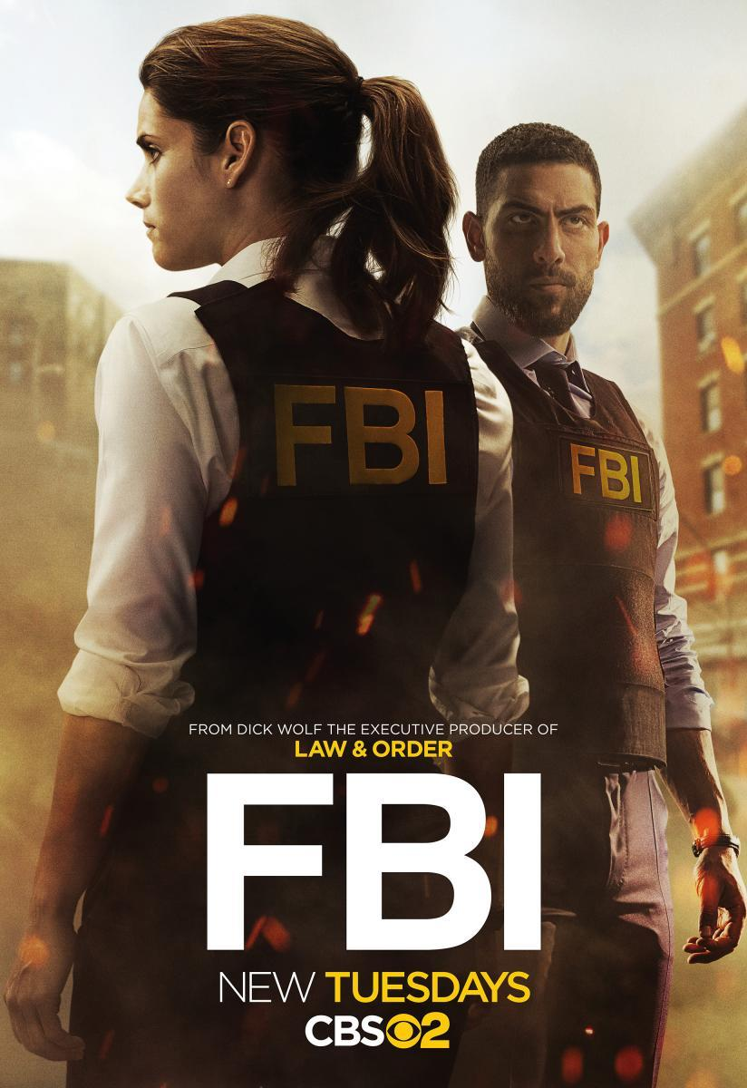 FBI Temporada 1 Ingles Subtitulado // Latino 720p