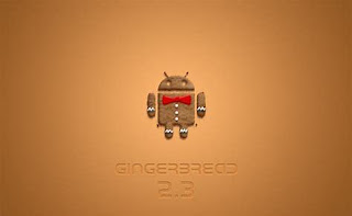 Android Gingerbread 2.3-2.3.7