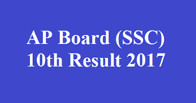 AP Board SSC Result 2017