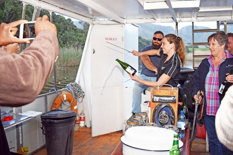 DSC 5313804 Stanford Wine Route Launch: Don Gelato, African Queen