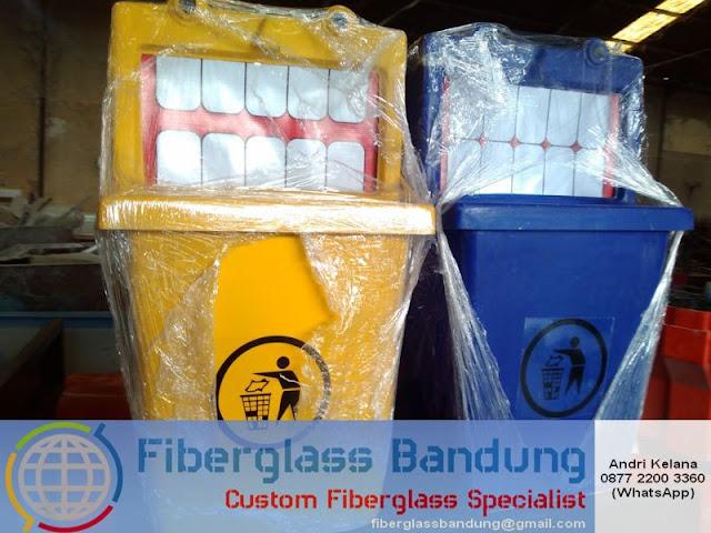 tempat sampah fiber bandung