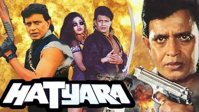 Hatyaara (1998) Hindi Movie Ft. Mithun Chakraborty & Suman Ranganathan