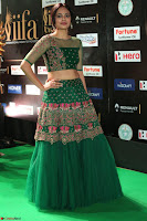 Nandita Swetha in a tight Green Choli Ghagra at IIFA Utsavam Awards March 2017 ~ 082.JPG