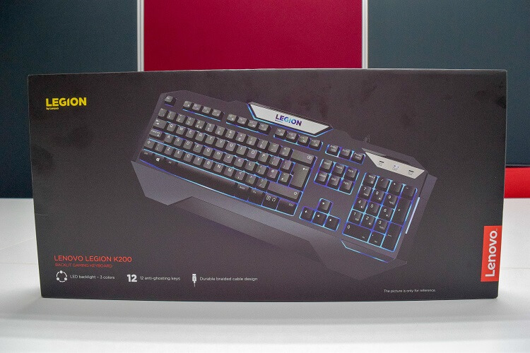 Lenovo Legion K200 Keyboard