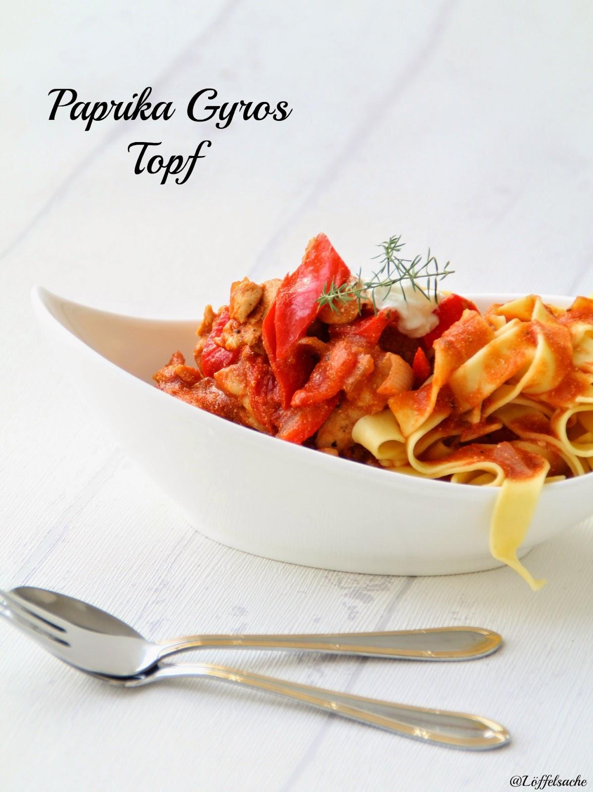 Stillen Paprika