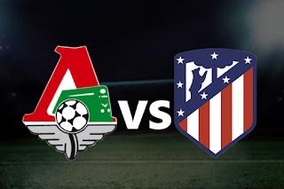 مباشر مشاهدة مباراة لوكوموتيف موسكو و اتليتكو مدريد 1-10-2019 بث مباشر في دوري ابطال اوروبا يوتيوب بدون تقطيع