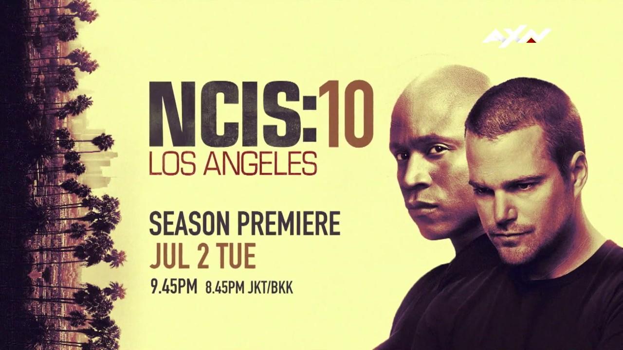 NCIS Los Angeles Season 10 หน่วยสืบสวนแห่งนาวิกโยธิน ปี 10 ทุกตอน พากย์ไทย