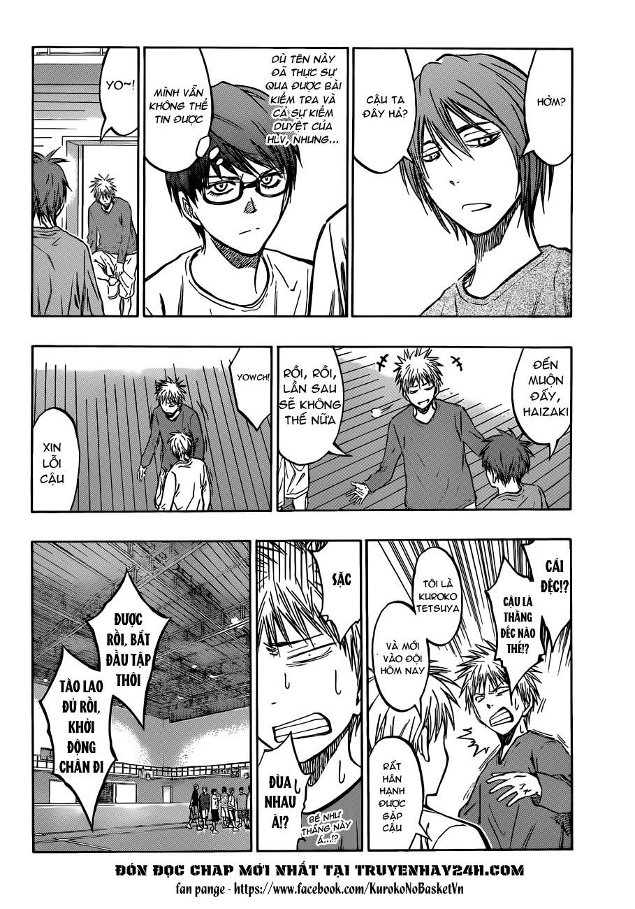 Kuroko No Basket chap 207 trang 13